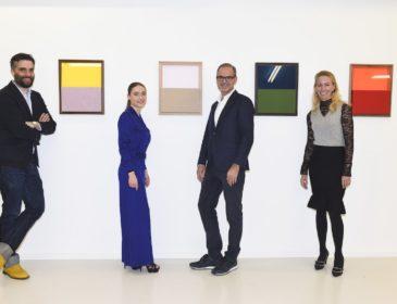 """Eröffnung der Ausstellung """"Sonett"""" von Henrik Eiben in der artgallery.munich"""