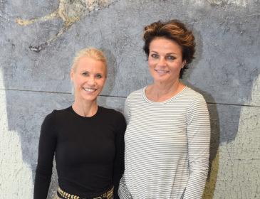 """Eröffnung der Vernissage """"Übergänge"""" der Künstlerin Simone Opdahl in der Galerie Opdahl Munich in München am 20. September 2018"""