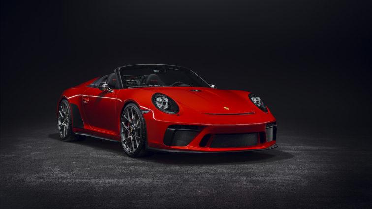Der Porsche 911 Speedster geht in Serie