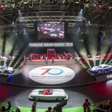 Die achte Sound Nacht in der Porsche Arena