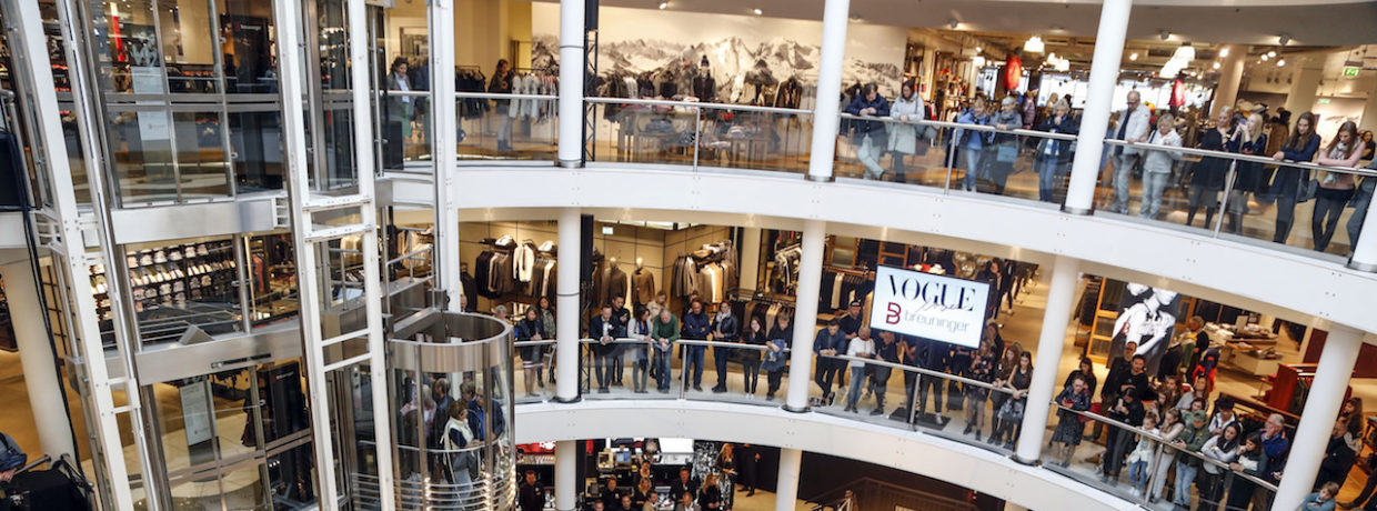 VOGUE loves Breuninger – das Fashion-Event des Jahres