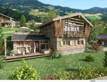 CHALETDORF PRECHTLGUT: Urlaub im Premium Ski-Chalet in den Salzburger Bergen