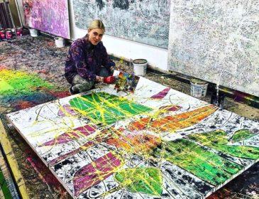 Künstler Alexander Höller – THE EMOTION ARTIST: Ausstellung im angesagten Private Member Club Hearthouse in München