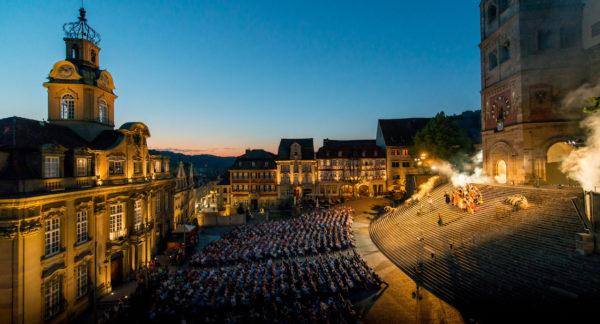 Vorverkaufsstart der Freilichtspiele Schwäbisch Hall für die Spielzeit 2019