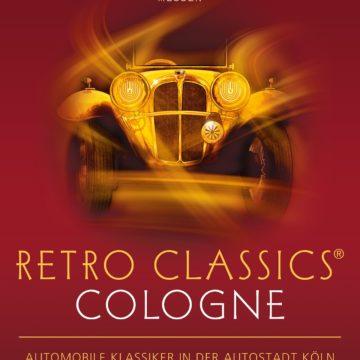 RETRO CLASSICS COLOGNE etabliert Oldtimer und NEO CLASSICS