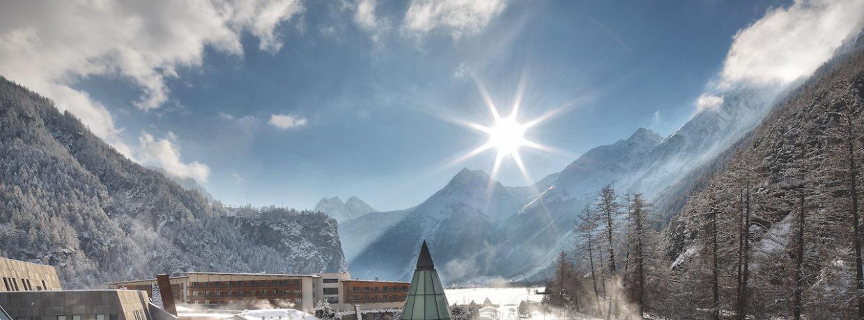 Den AQUA DOME und alle Ötztaler Skigebiete erfahren, Steinbock-Wandern & Schnupperbiathlon