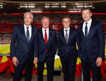 Geschäftsjahr 2017 / 2018:  Erneut Rekordumsatz für den FC Bayern München