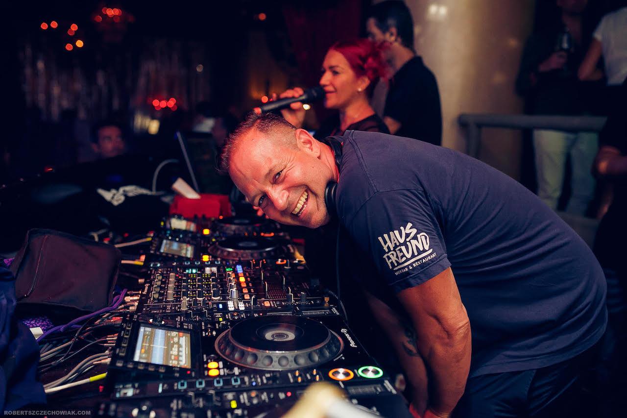 """Reunion – A Hotel Festival"": Tom Novy lädt am 17. November 2018 zur Mega-Party ins Lovelace Hotel in München"