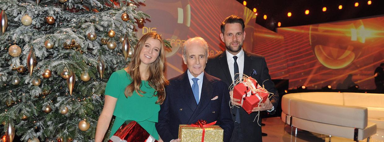 Vorhang auf für die 24. José Carreras Gala in München