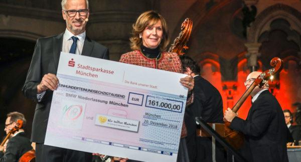23. BMW Advents-Benefizkonzert im Lehel in München