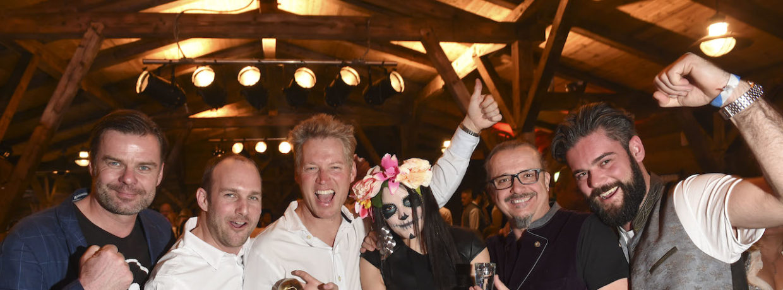 "Weißwurstparty 2019 im Stanglwirt und ""Cigar Cocktail"" im Kitzbühel Country Club"