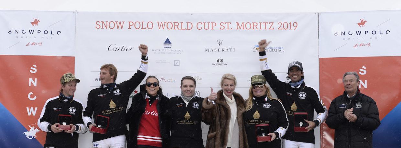 Das Finale des 35. Snow Polo World Cup St. Moritz schreibt Geschichte – Tag 3