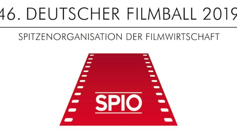 46. DEUTSCHER FILMBALL 2019 am Samstag, den 26. Januar 2019 in München