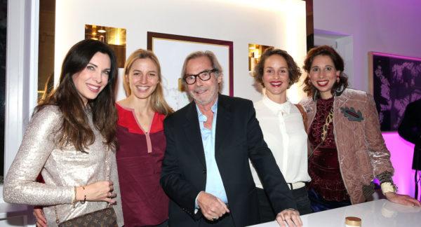 Opening der Boutique La Maison Valmont in München