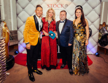 """HUMANITY AWARD"" für Opern Superstar PAUL POTTS im STOCK resort"