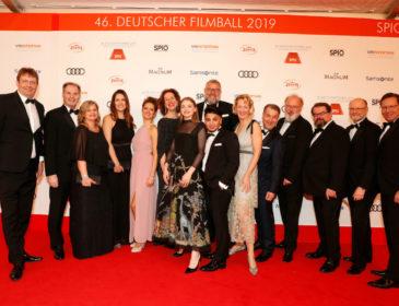46. Deutscher Filmball 2019 in München