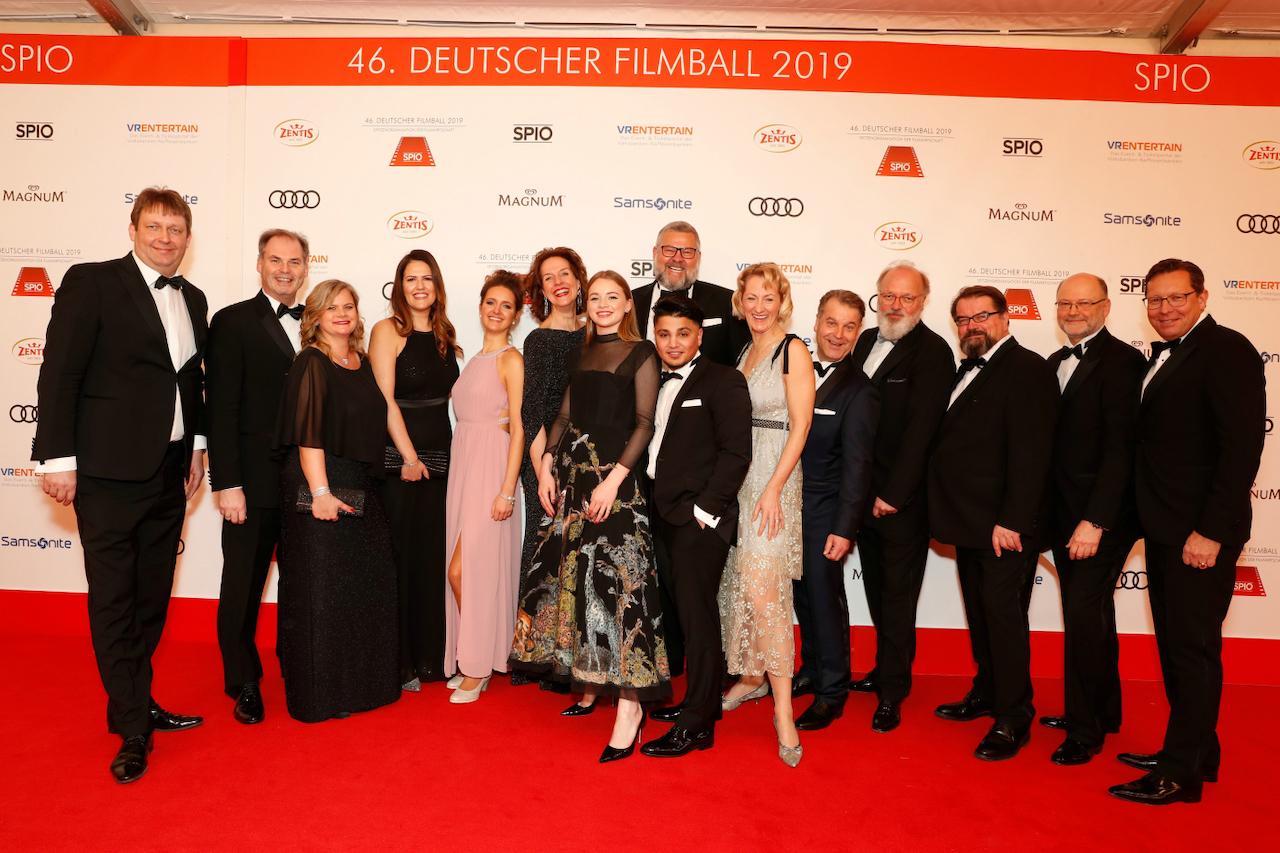 filmball münchen 2019