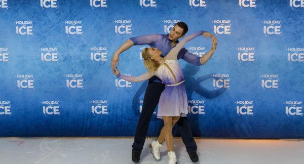Olympiasieger und HOLIDAY ON ICE Gaststars Aljona Savchenko und Bruno Massot