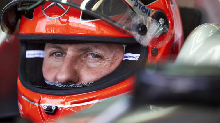 50. Geburtstag des Formel 1-Rekordweltmeisters Michael Schumacher