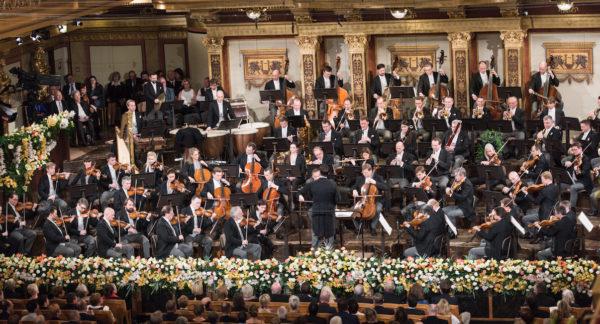 Neujahrskonzert 2019 der Wiener Philharmoniker mit Christian Thielemann