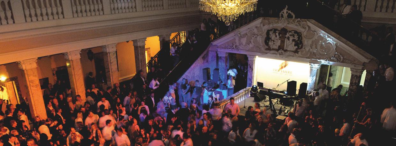 PARTY-GALA Sektnacht Ball des Sports