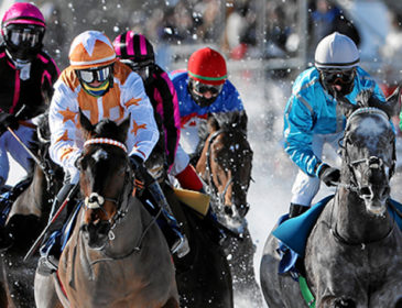 White Turf St. Moritz 2019 – Passion for races!