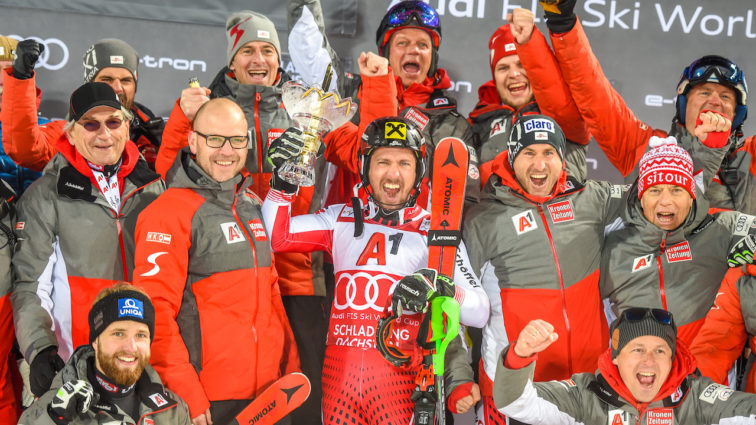 The Nightrace 2019 – Hirscher triumphiert in Schladming