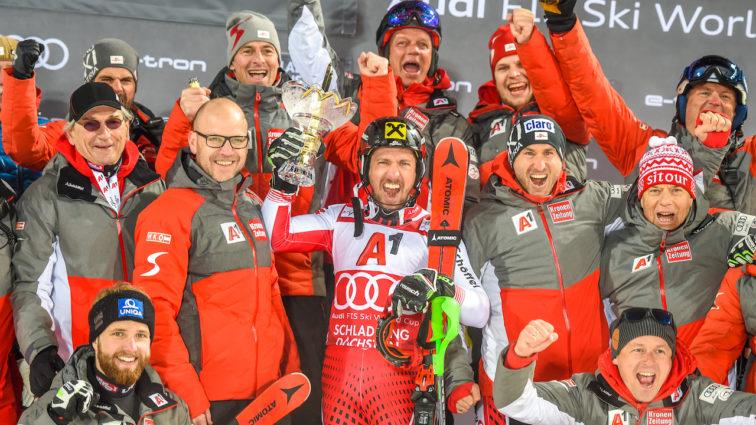 The Nightrace 2019 – Hirscher triumphiert in Schladming
