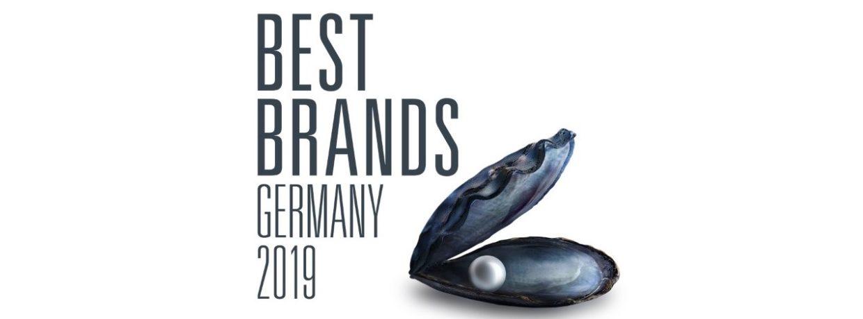 Verleihung der Best Brands 2019: Das sind die Top 10!