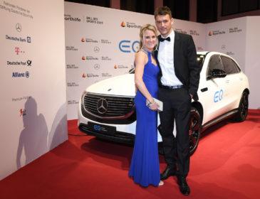 "Benefizveranstaltung ""Ball des Sports"": Mercedes-Benz fördert Spitzenleistungen"
