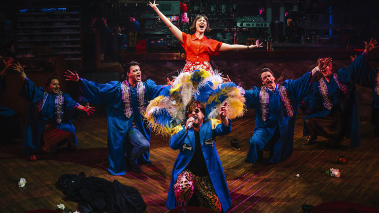 AMÉLIE erobert München! Die fabelhafte Welt der AMÉLIE feierte Musical-Europapremiere in München