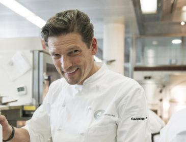 Christian Jürgens vom Restaurant Überfahrt wird erneut mit drei Sternen ausgezeichnet