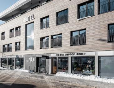 MEISSL Architects designt für DAS MAX Lifestylehotel in Seefeld