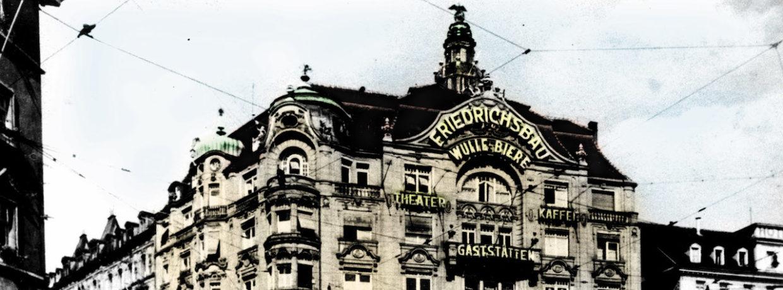 Jubiläum 25 Jahre Friedrichsbau Varieté Stuttgart