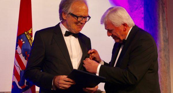 Stiftung Deutsche Sporthilfe: Bundesverdienstkreuz für Werner E. Klatten