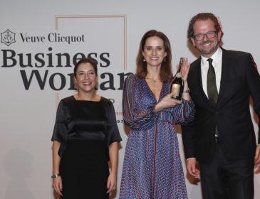 Verleihung des Veuve Clicquot Business Woman Award 2019