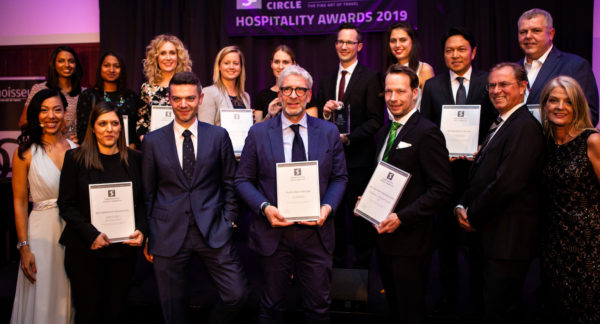 Alle Gewinner des Connoisseur Circle Hospitality Awards