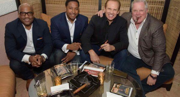 Cigar & Padre Azul Campfire Night im legendären Beverly Hills Hotel
