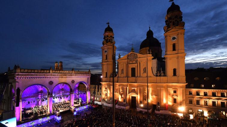 Gesamtprogramm für Klassik am Odeonsplatz 2019 steht fest