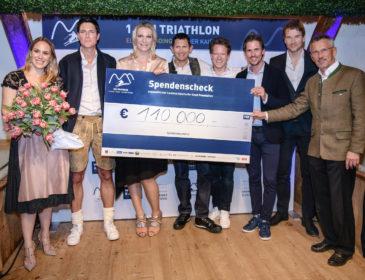 Ski Triathlon in Ellmau zugunsten Laureus Sport for Good