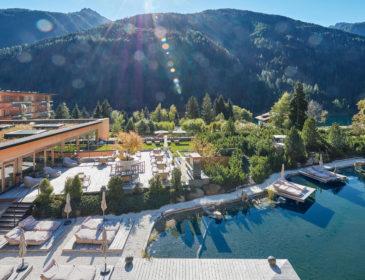 Green Living De Luxe im Botanik-Architektur Hotel AROSEA LIFE BALANCE