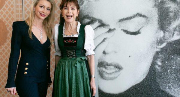 Glanz, (Juwelen-)Glamour und Marylin Monroe in Salzburg
