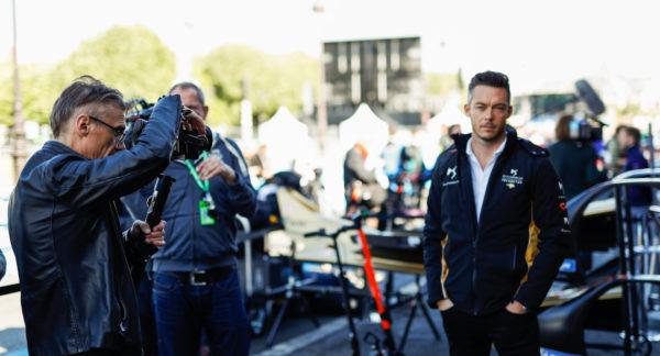 Formel E-Rennen in Paris: Renn-Luft an der Seine