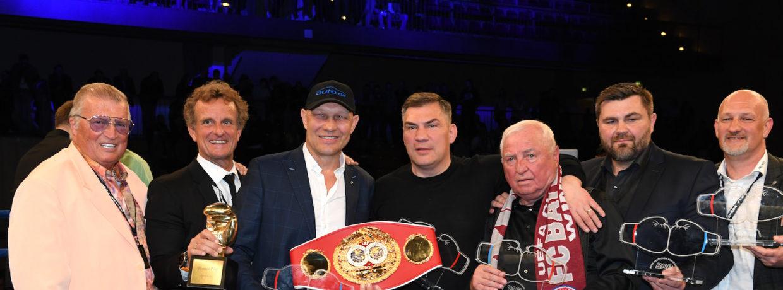 Große Boxgala der BDB-Convention mit Titelkämpfen in München
