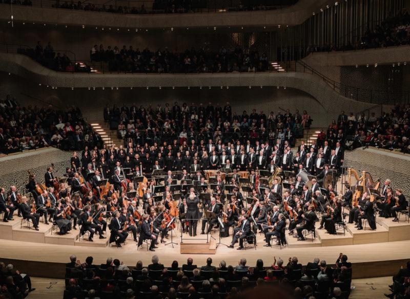 4. Internationales Musikfest Hamburg lockte 77.000 Besucher an