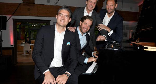 6. Wempe Piano Night in der Grünwalder Einkehr bei München