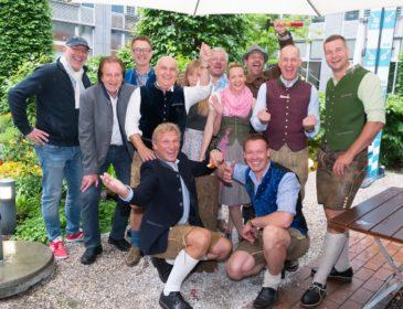 """""""Angermaier Gentlemen Gaudi"""" in München"""