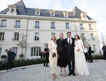Moët Impérial zelebriert 150. Jubiläum im neu eröffneten Château de Saran mit Starbesetzung