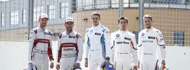 DTM startet in Hockenheim mit Turbo-Power in eine neue Ära