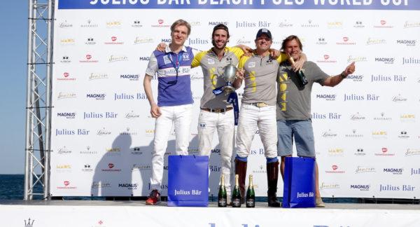 Der 12. Julius Bär Beach Polo World Cup Sylt 2019